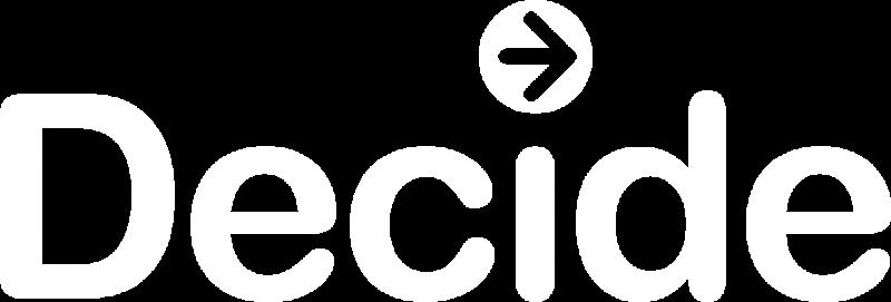 decide-white